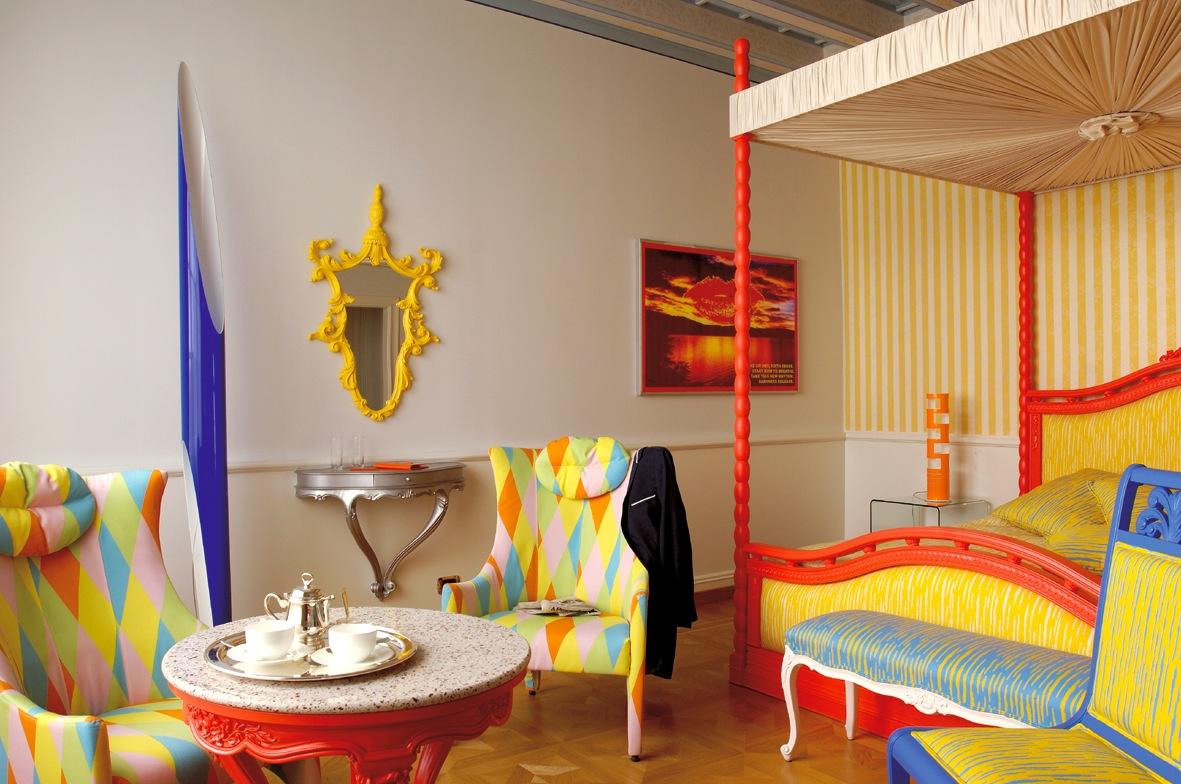 MiddDesign Blog » Byblos Art Hotel – Verona